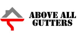 Above All Seamless Gutters logo
